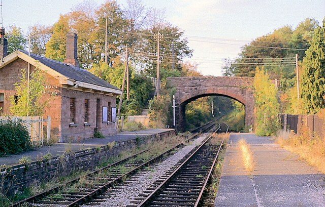 Wsr West Somerset Railway Then And Now